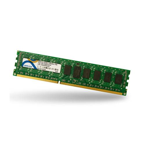 DDR3 DIMM 1600MHz 8GB Registered + ECC (1.35V/1.5V)