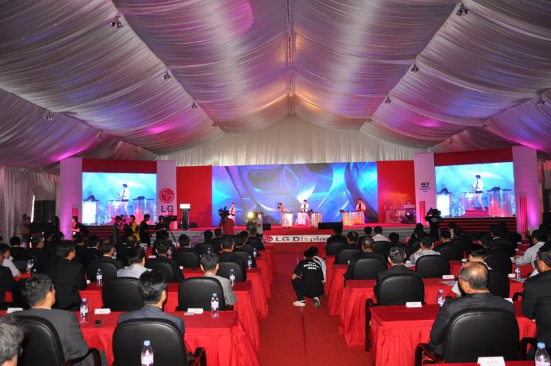 Waterproof and Flame Retardant 20x30m Tent for Conference