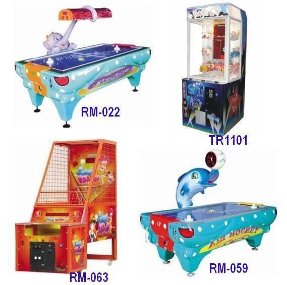 Amusement Machine(RM-022/TR-1101/RM-063/RM-059)