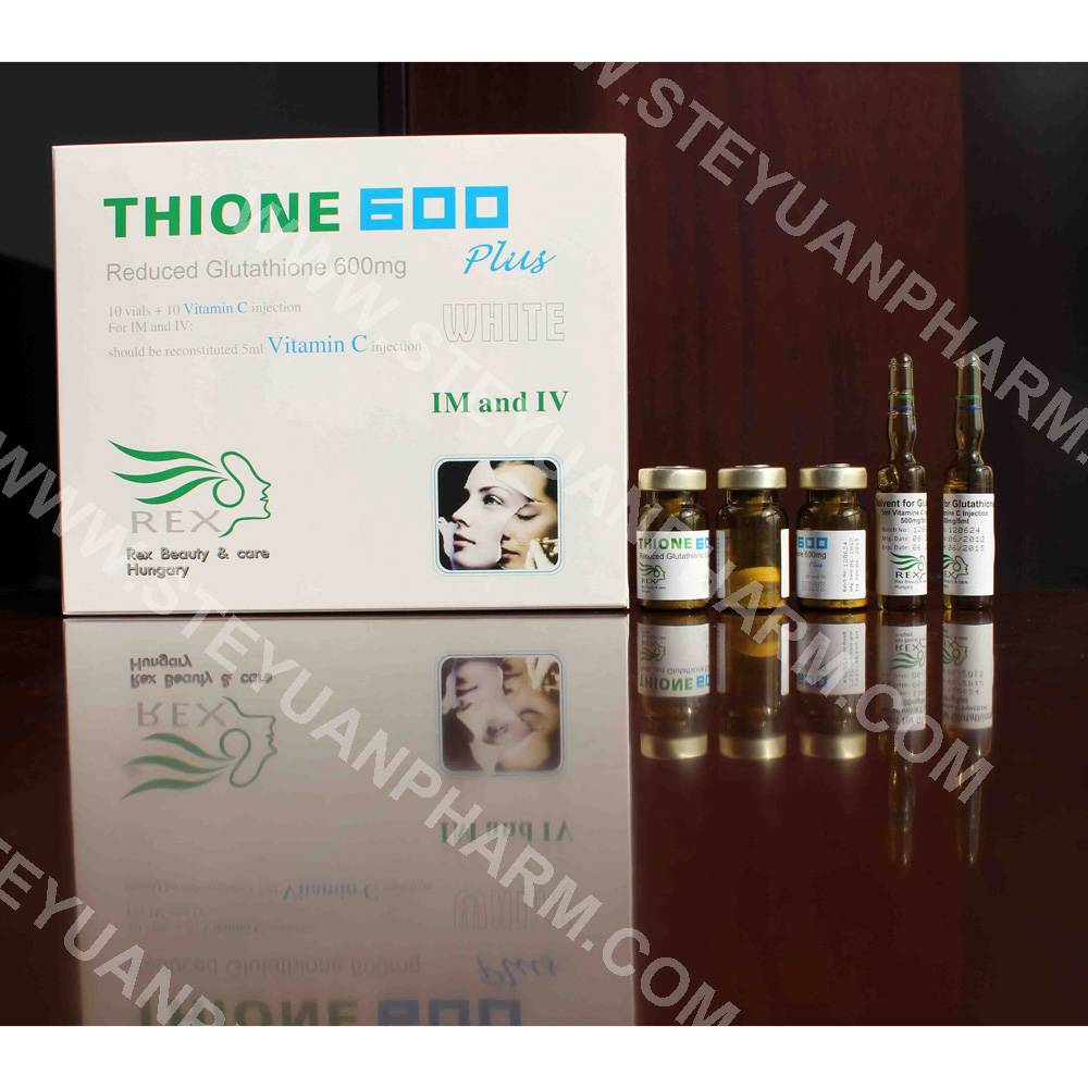 Reduced Glutathione Injectables 600mg