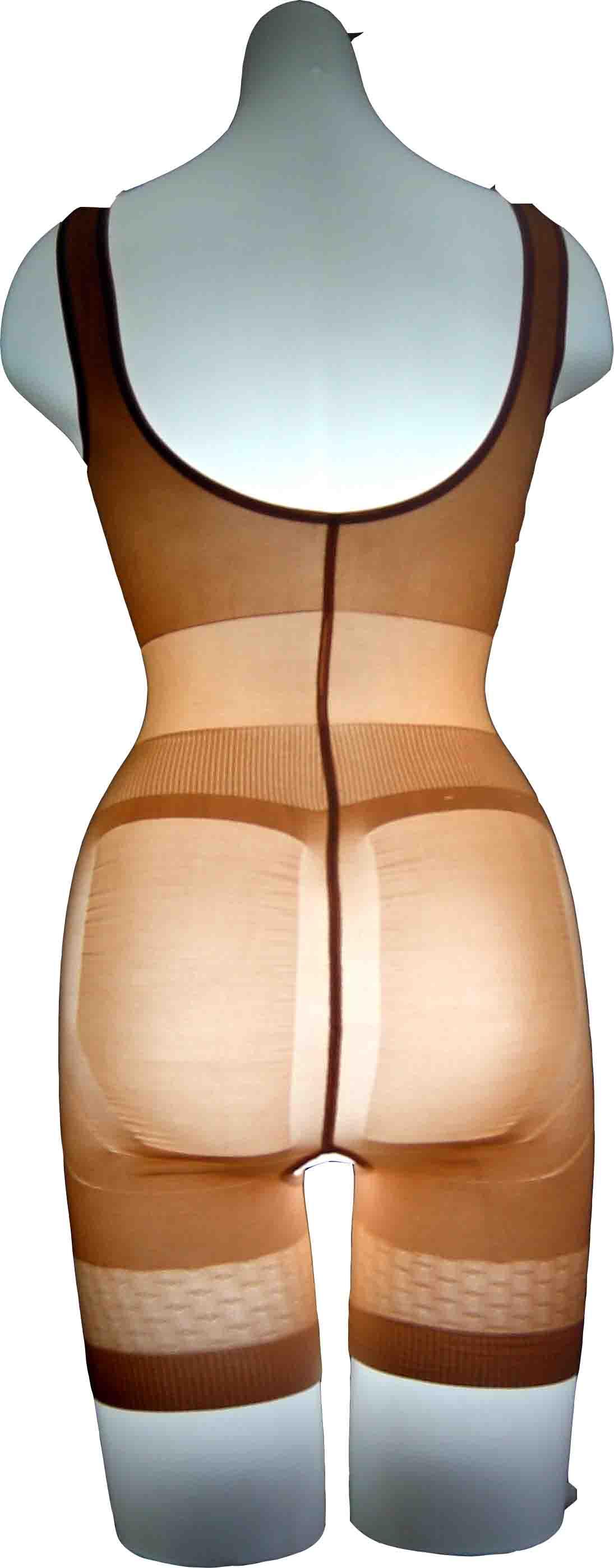 New White Bamboo Charcoal Women shapewear TC-C010