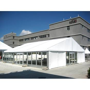 2012 social exhibition tent for large meeting/forum with PVC of Chinese manufacturer