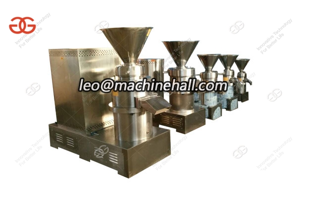 Commercial Peanut Butter Making Machine|Cashew Butter Making Machine