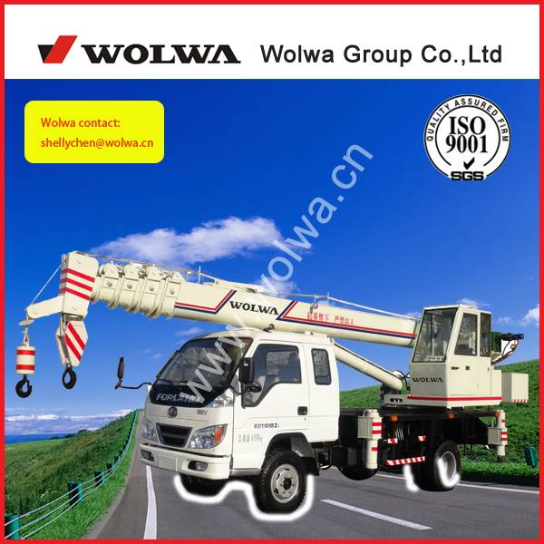 factory supply 10 tons truck crane directly