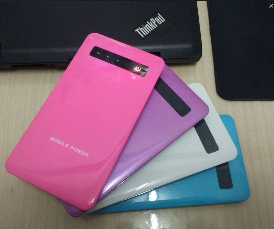 Li-Polymer iphone power bank