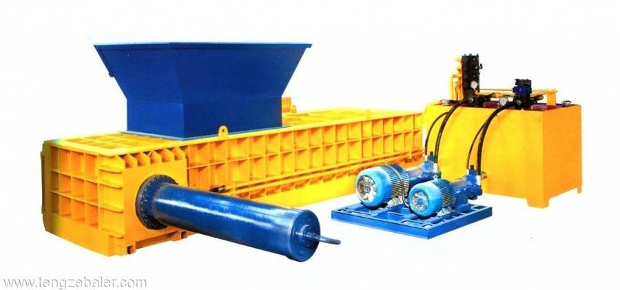 Hydraulic Metal Baler (Y81T-500R).