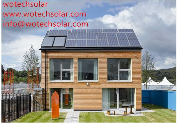 150w wotech solar panel