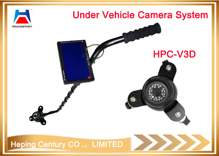 Under Vehicle Search Camera under vehicle surveillance system
