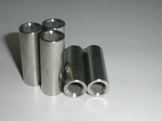 AISI 316L stainless steel polish pipe