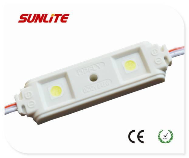 2-led led module/ 0.48w injection led module/ led module 5050