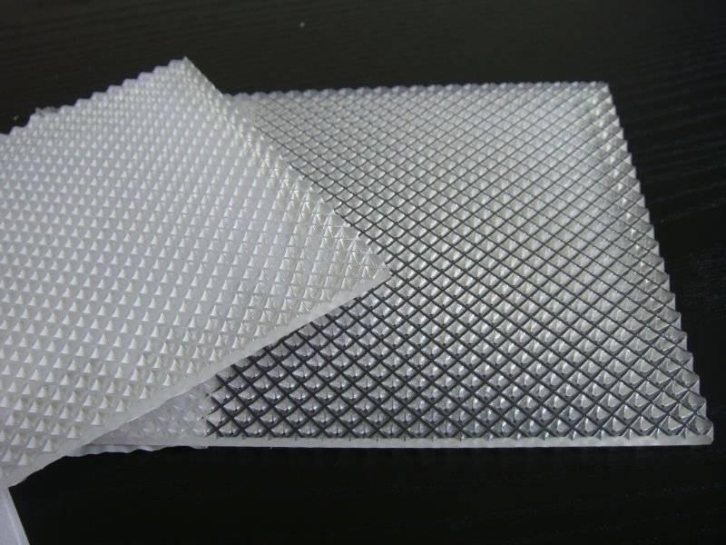 Polycarbonate Prismatic Sheet