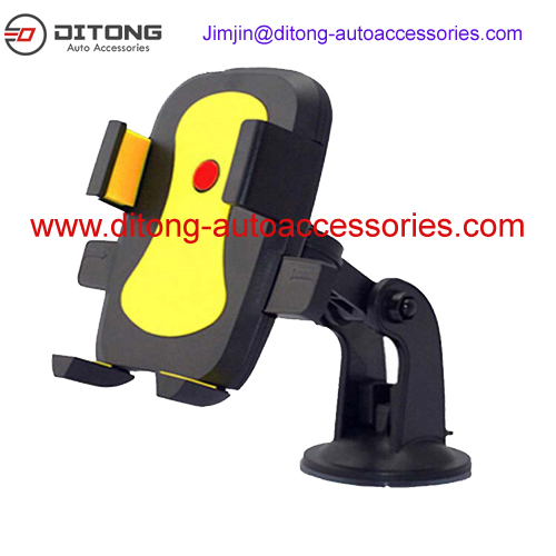 Convenient ABS mobile phone car holder