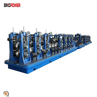 Hollow section steel pipe making machine square pipe forming machine