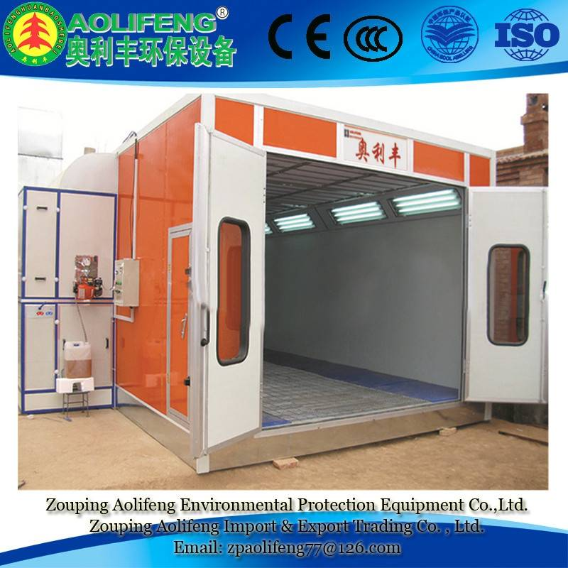 Spray Booth/High-temperature Car Drying Chamber