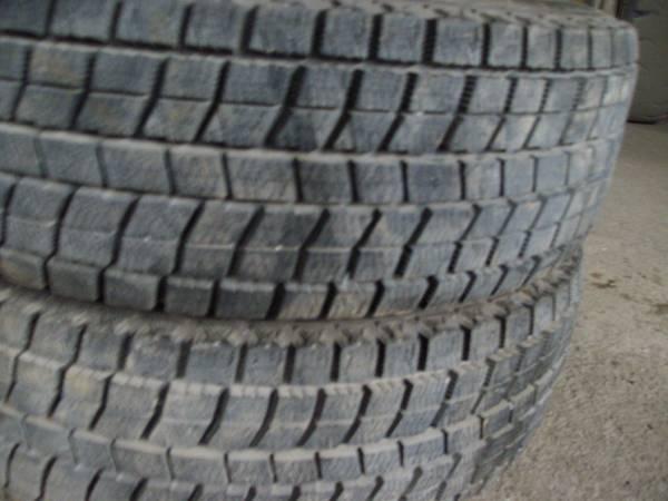 Used tire Japan