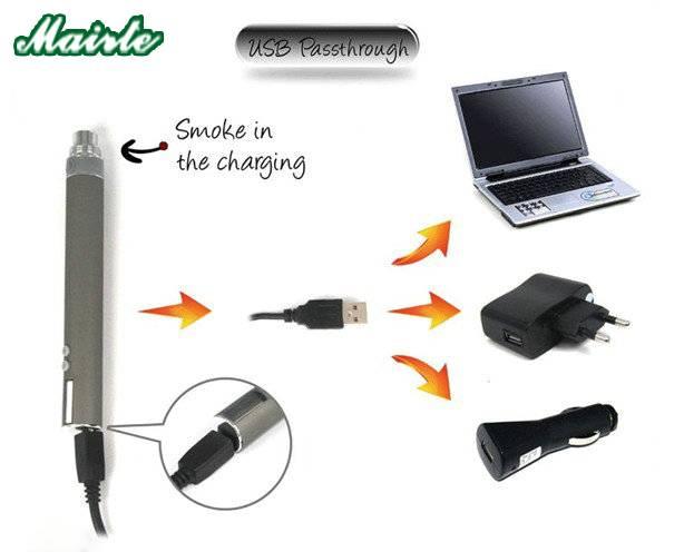 Electronic Cigarette EGO-V with CE9 3.0 - 6.0 V E Cigarette (EGO-V)