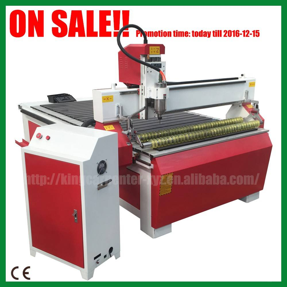 wood furniture factory equipment KC1325 wood cutting machine for door,cabinets