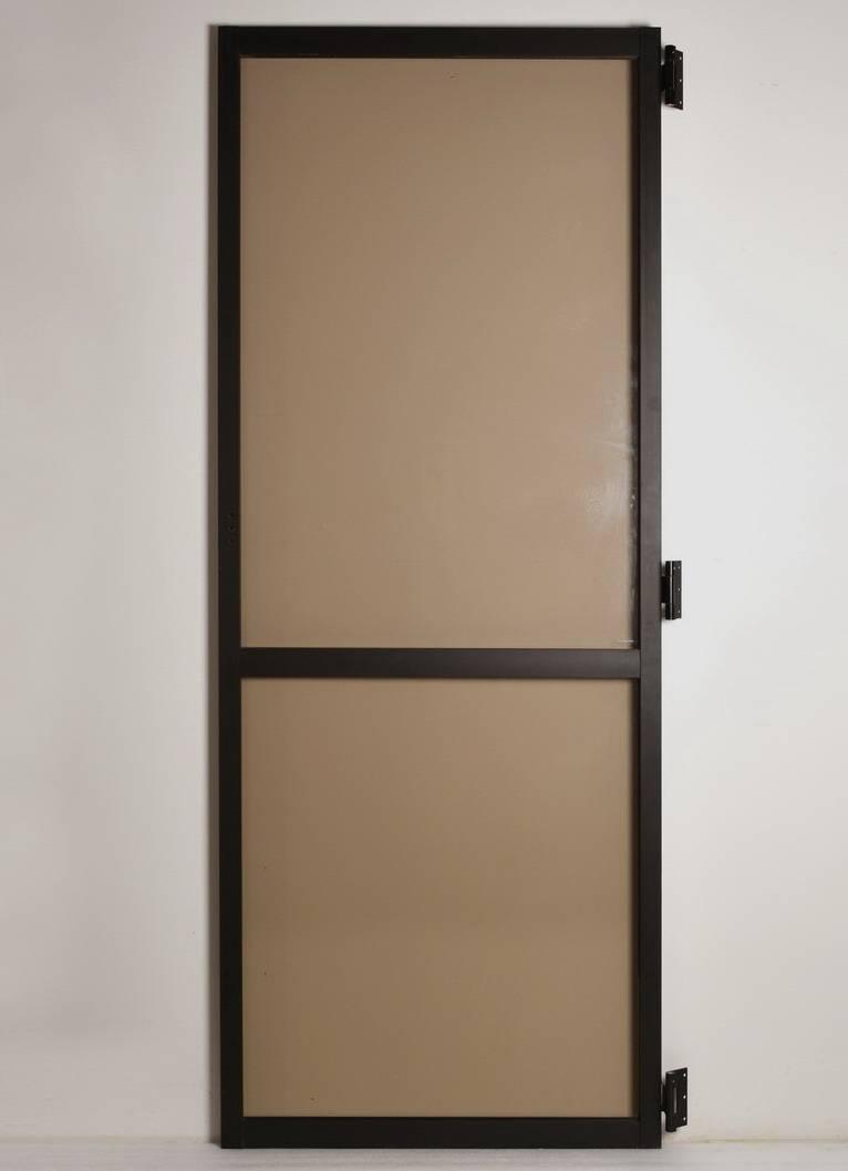 aluminum single casement door