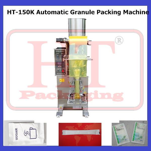 HT-150K Automatic Bag Pillow Packing Machine
