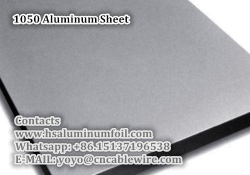 1050 Aluminum Sheet
