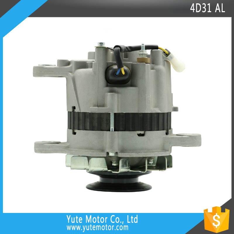 YTM 4D31 24 V 30A 1 pulley auto truck ALTERNATOR manufacturer