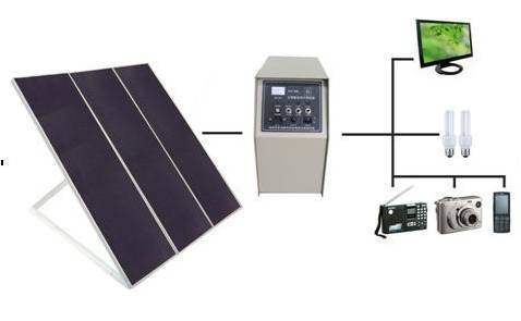Solar DC Power System Series