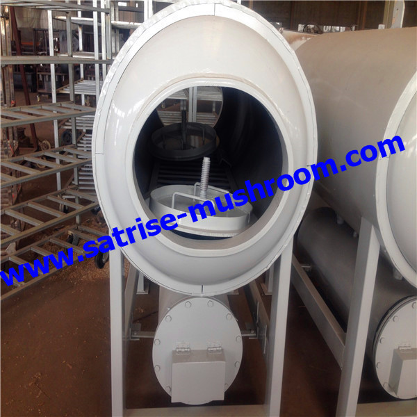 Customized Industrial Composite Material High Pressure Vessel