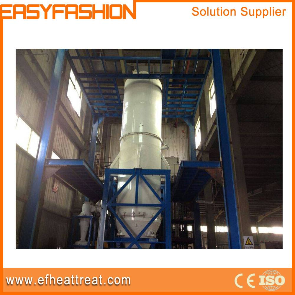 Aluminum Iron Copper Powder Production Line, Metal Powder Atomizing Equipment