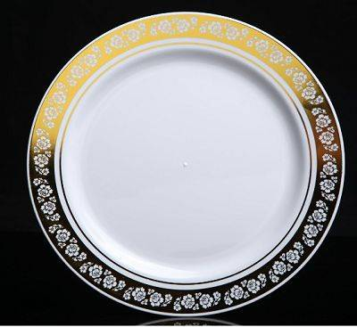 China Plastic Party Plate For Restaurant