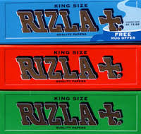 Rizla, OCB Cigarette Regular and King Size Rolling Papers At DISCOUNTED PRICES