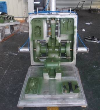 valve body mould for lost foam casting