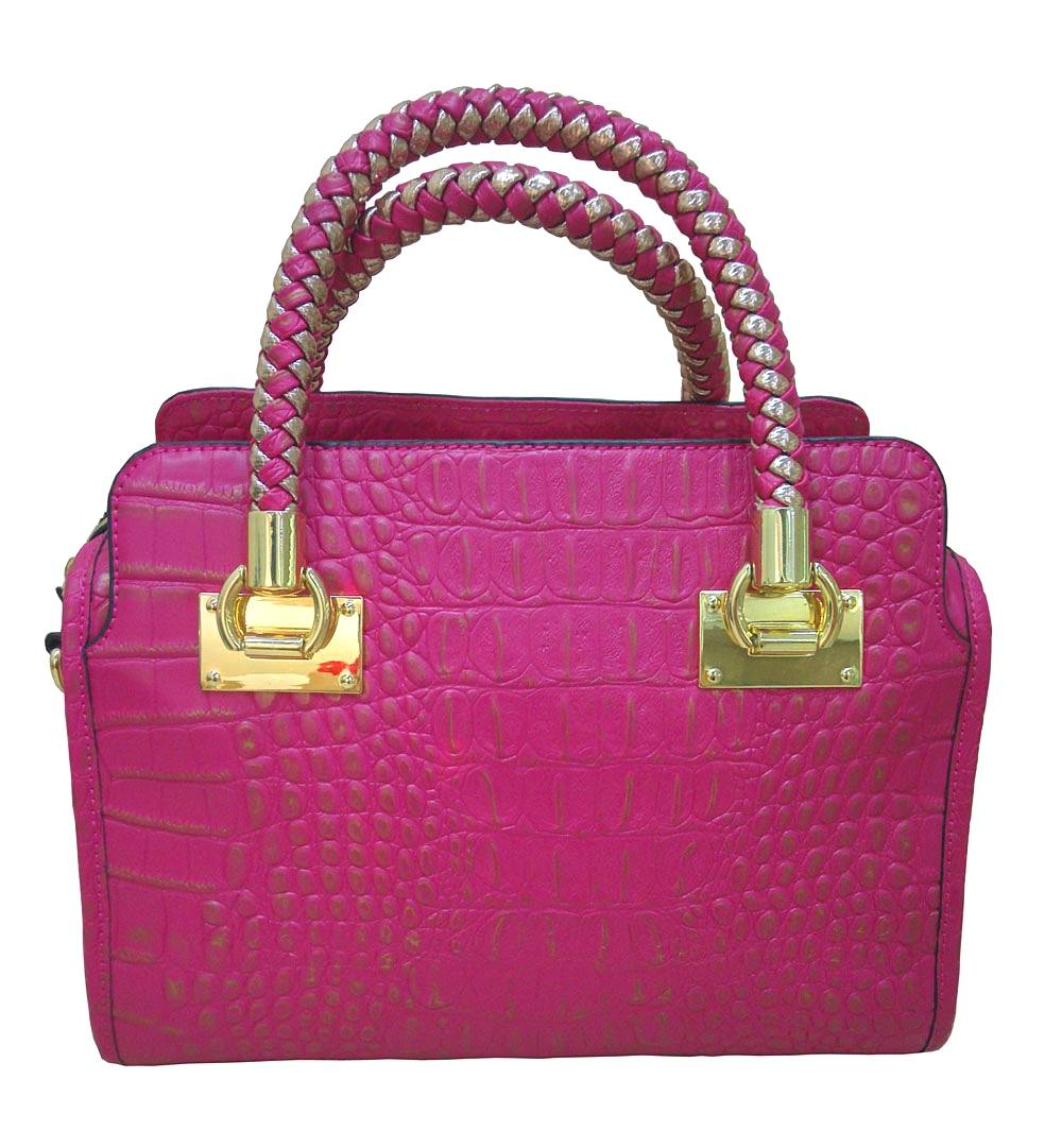 handbags-woven handle tote BQ1609005