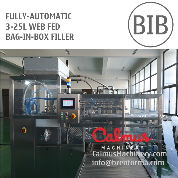 Bag in Box Filling Machine Fully-automatic 3-25L Post Mix Syrup Coke BIB Filler