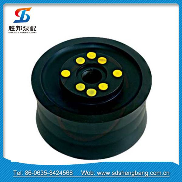 china supply Schwing dn230 concrete pump parts rubber piston ram