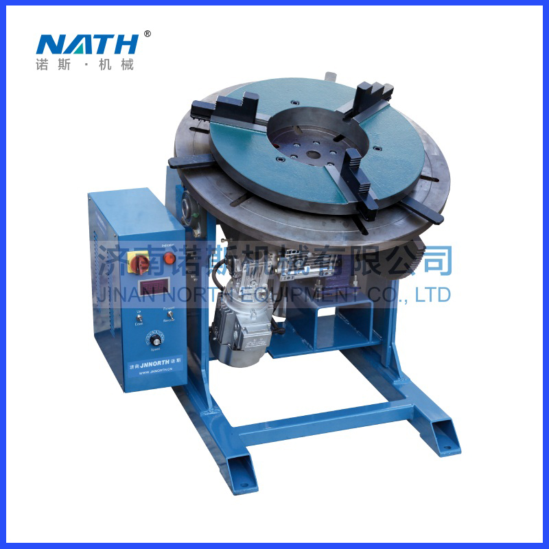 2016 hot sale 1200kgs welding positioner