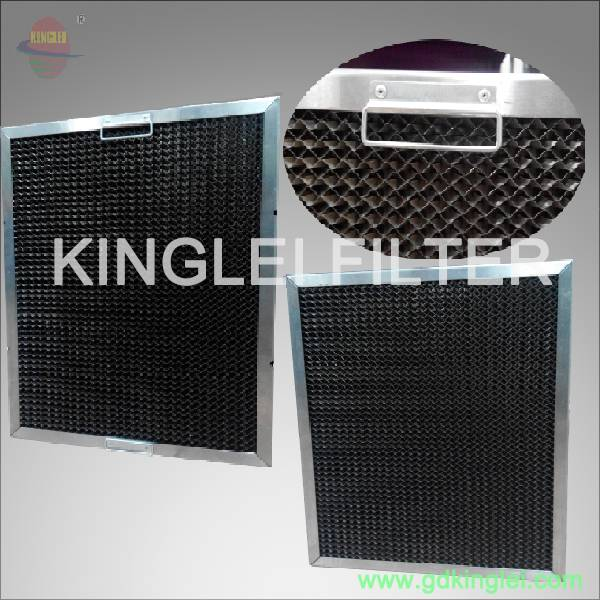 commerical baffle filter, honeycomb filter air filter