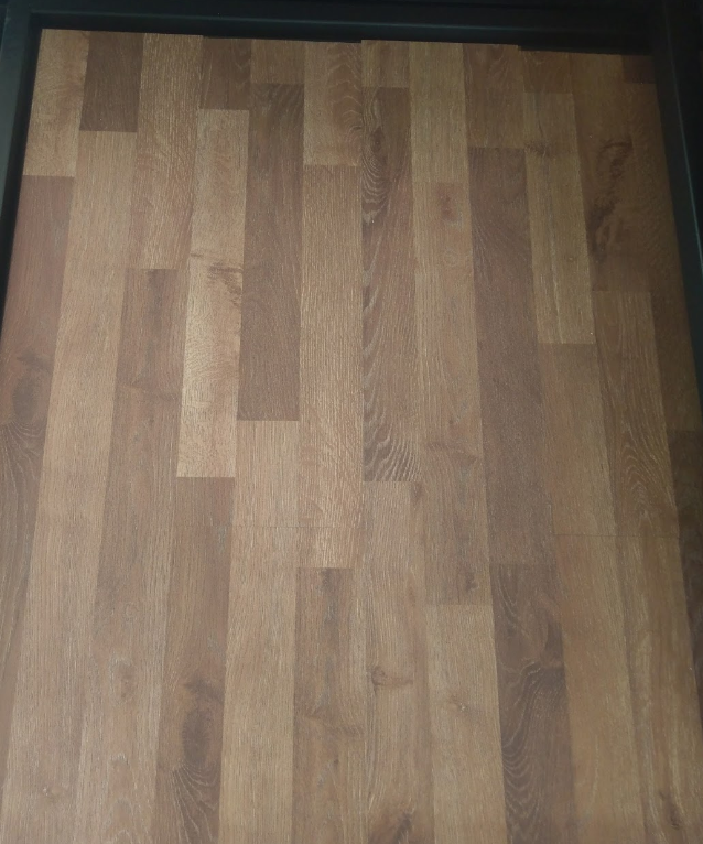 HDF AC3 HOTCAKE LAMINATE FLOORING WITH WAXING FOR HOUSEHOLD