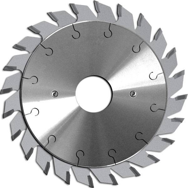 TCT circular saw blade (Adjustable scoring saw blades)