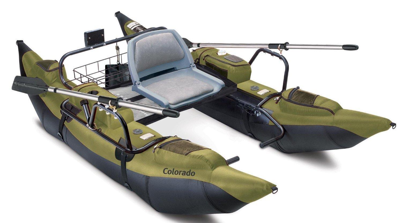 Colorado Pontoon Boat for Sale