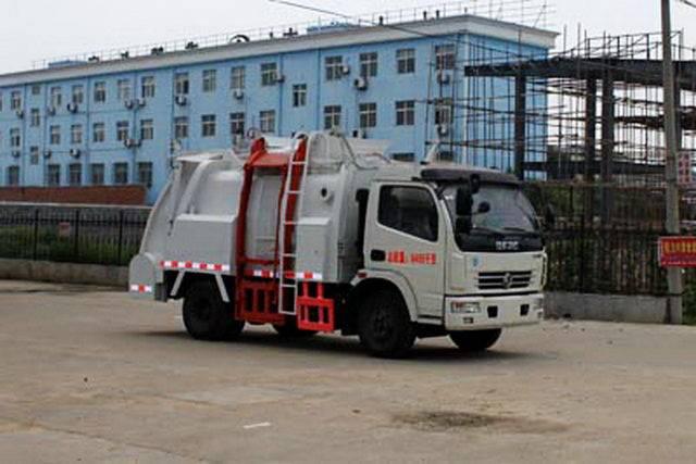 kitchen garbage truck CLW5081TCA4