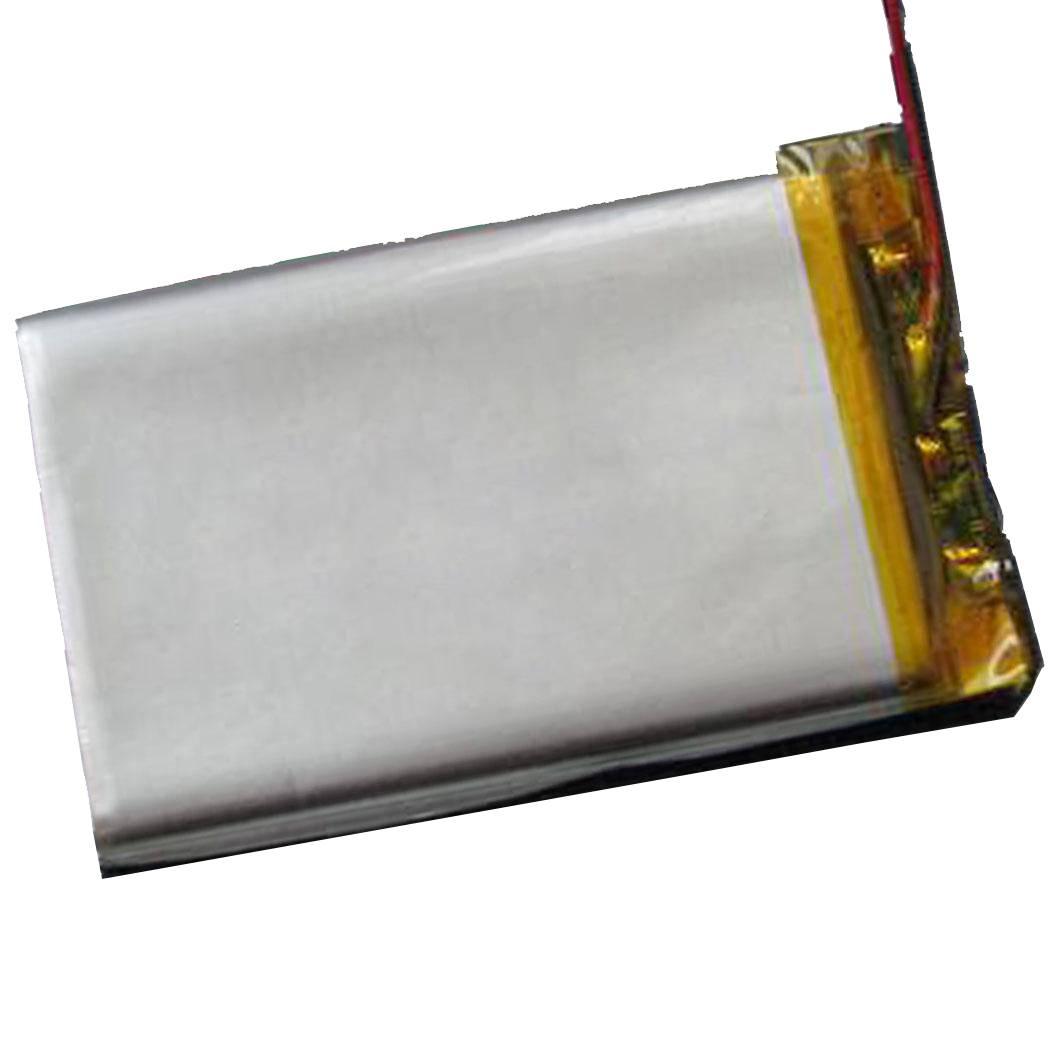 3.7v 754370 3000mAh Lithium polymer battery