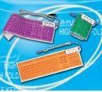 Folding Keyboard/Waterproof Flexible Keyboard
