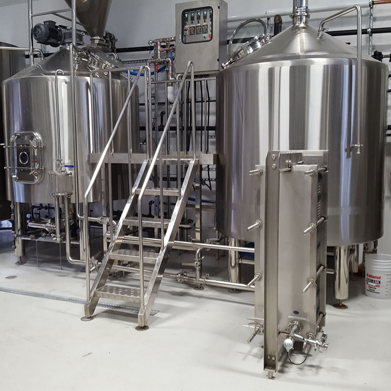 1000L stainless steel commercial beer brewing equipment manufacturers