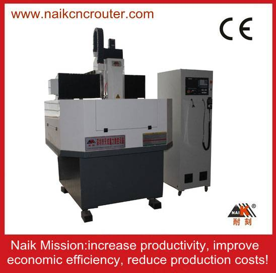 TC-6060 metal cnc engraving machine