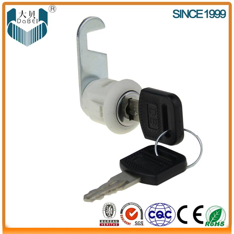 Cheap Plastic PE Lock Body Electical Cabinet Cam Lock (101-2)