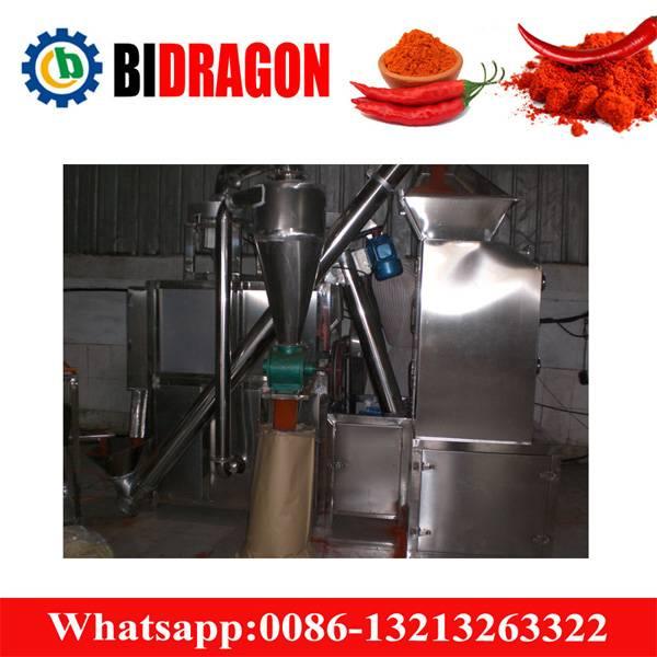 BCH series chili powder grinding machine