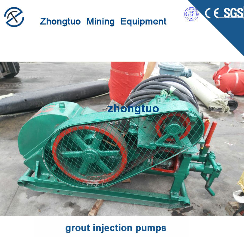 China High pressure grouting pump Manufacturers