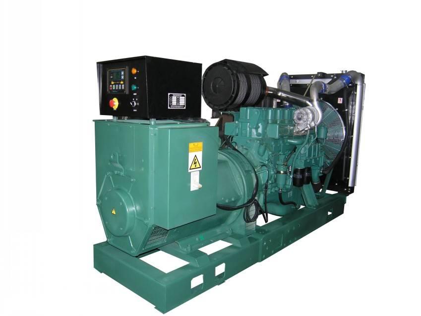 VOLVO 50HZ 400V 200kw diesel generator
