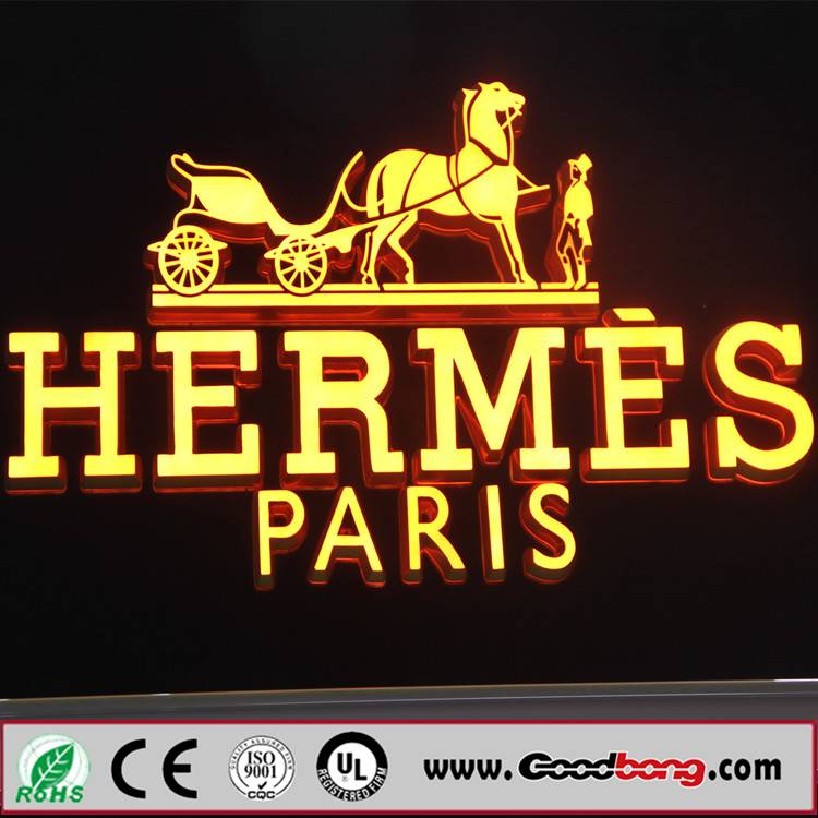 Outdoor Strong Huge Size Advertising LED Customized Advertising Outdoor Signboard