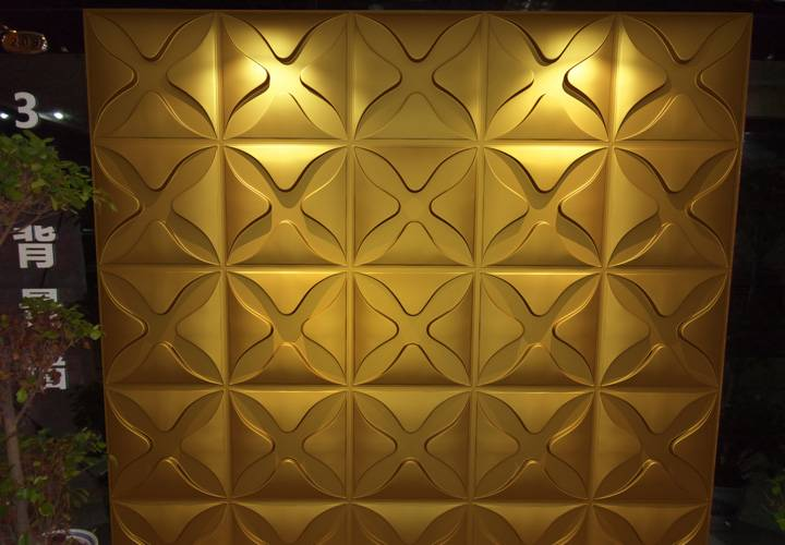 high quality fireproof board decoration interior wall panel